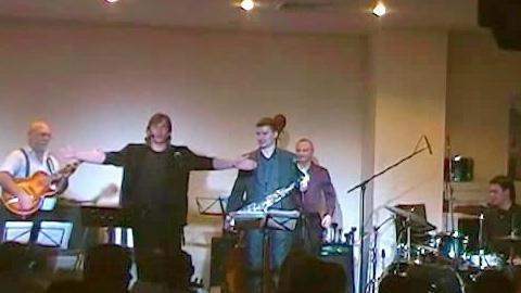 Impulse Quartet и Игорь Ильин